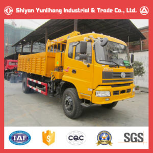 4X2 5 Ton Lifting Capacity Truck Crane pictures & photos