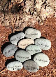 Mixed Color Engraved Stone for Garden Landscaping pictures & photos