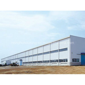 Sandwich Panel Prefabricated House Portable Warehouse pictures & photos