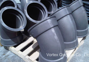 TF Self Anchored Lock Joint Ductile Iron Fitting pictures & photos