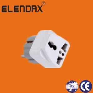 Euro / EU Universal Socket/Power Adaptor (P7045) pictures & photos