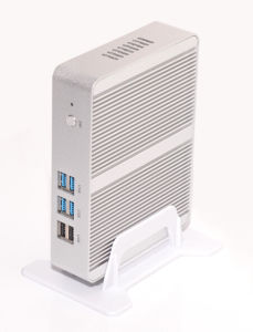 Intel Core I3 Dual Core Fanless Mini PC (JFTC4005UW) pictures & photos