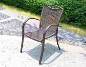 Leisure Style PE Rattan Outdoor Garden Chair pictures & photos