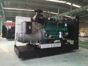 Hot Sale 200kw/250kVA Diesel Electric Generator Sets/Western Engines with Ce pictures & photos