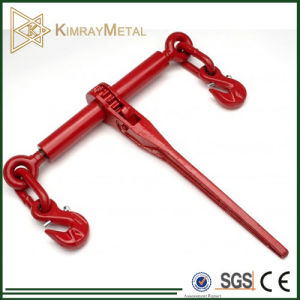 Quality Cargo Safety Control Drop Forged Ratchet Type Load Binder pictures & photos
