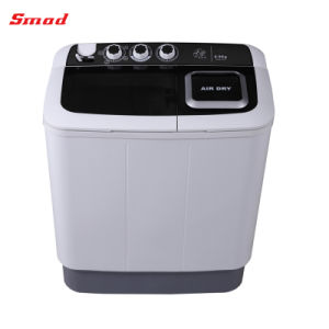 Semi Automatic Top Load Twin Tub Washing Machine pictures & photos