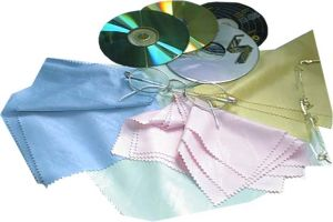 Microfiber Glasses Cleaning Cloth for Glasses pictures & photos