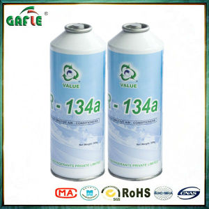 Gafle/OEM High Purity Refrigerant R134A Two-Piece Can pictures & photos