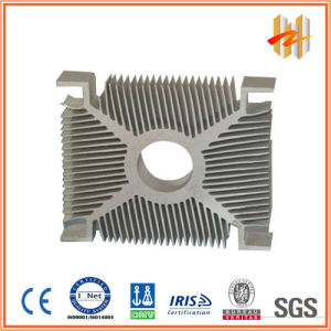 Aluminum Extrusion Radiator Profile for Industry Field Equipment Chilling (ZW4-HS-002)