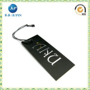 Wholesales Custom Die Cut Plastic Hang Tag (JP-HT031) pictures & photos
