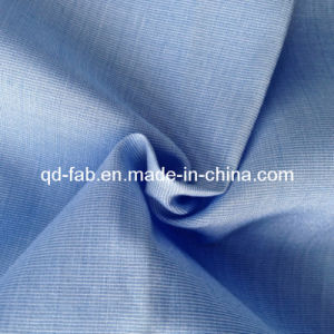100%Cotton Solid Yarn Dyed Fabric (QF13-0761) pictures & photos