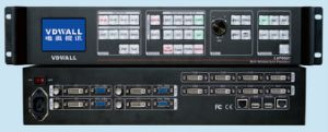 Vdwall LED Multi-Window Sync Processor Lvp8601 pictures & photos