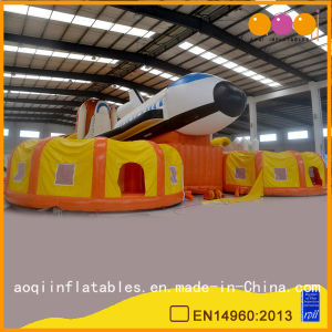 China Factory Price Giant Airplane Funcity (AQ13179) pictures & photos