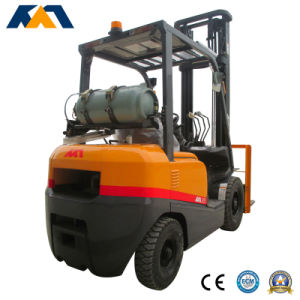 Promotional Price 2tons Nissan LPG Forklift for Sale pictures & photos