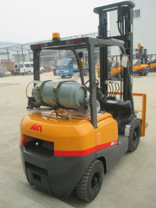 Hot-on-Sale! CE Approved 2.5ton Hydraulic LPG Forklift pictures & photos