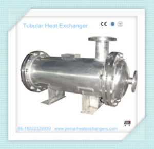 Ss316L Shell and Tube Heat Exchanger for Chemical Industry (BEM325-1.0-15) pictures & photos