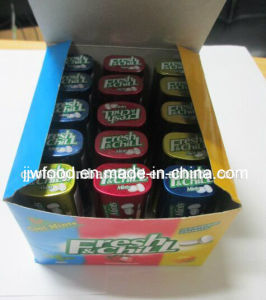 Halal Fresh Chill Fruit Mint Pressed Hared Candy pictures & photos