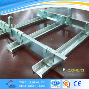 C-Chanel/Steel Frame/Steel Profile/Drywall Frame 75*35*0.6mm pictures & photos