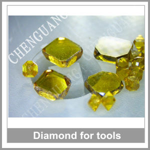 Hthp Synthetic Rough Diamond for Dressing Tools pictures & photos
