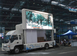 High Resolution Full Color Outdoor LED Display HD P5, P6 pictures & photos