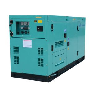 20kVA 25kVA Chinese Quanchai Soundproof Diesel Genset