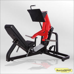 Impulse Machines Angled Leg Press Hammer Gym with CE pictures & photos