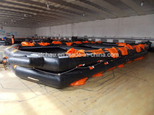CCS Ec 25 Man Open Reversible Inflatable Life Raft pictures & photos