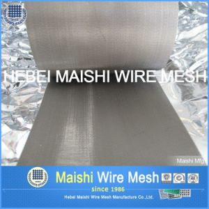 Stainless Steel Wire Mesh / Plain Weave /Filter Screen Printing Screen pictures & photos