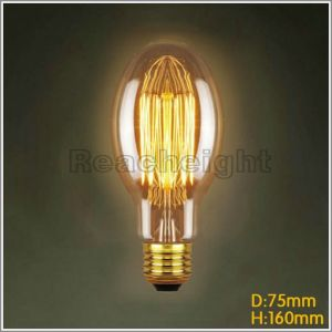 High Quality China Light Bulbs Wholesale Pool Lights Edison Candle Lamp Fg C75 Squirrel Cage pictures & photos