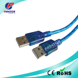 Type a to Type a USB 2.0 Cable pictures & photos