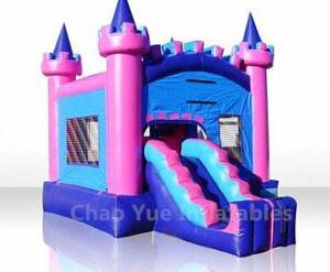 Hot Sale Princess Bounce House Combo for Amusement Park (CYBC-1491) pictures & photos