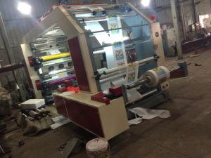 PE Plastic Bag Flexographic Printing Machine pictures & photos