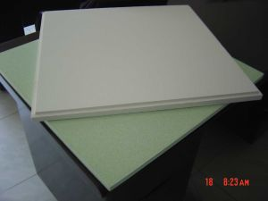 Suspended Ceiling, Acoustic Mineral Fiber Board, Decorative Materials pictures & photos