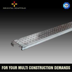 Scaffolding Plank, Scaffolding Walking Board, Galvanized Steel Plank pictures & photos