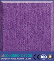 Decorative Wall Board Polyester Fiber Acoustic Panel pictures & photos
