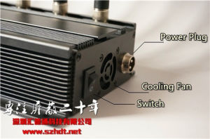 for Car Use 8-CH Cell Phone & GPS Signal Jammer pictures & photos