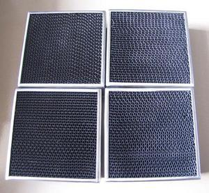 Metal Honeycomb Substrate Catalyst Substrate pictures & photos