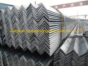 Q235B Hot Rolled Equal Angle Steel pictures & photos