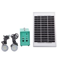 2PCS Lamp Big Capacitysolar Lighting Kits (SZYL-SLK-6005) pictures & photos