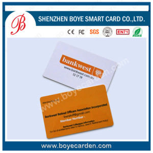 Wholesale PVC Business Card with Cheap Price pictures & photos