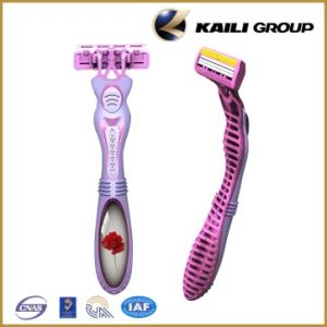 Disaposable Razor for Men From Ningbo Kaili Kl-X355L pictures & photos