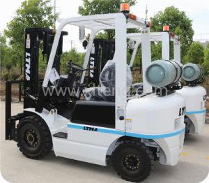 Ltma Mini Forklift 1.5 - 2.5t LPG/Gasoline Forklift pictures & photos