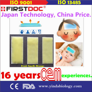 Firstdoc Cooling Patch for Fever Discomfort pictures & photos