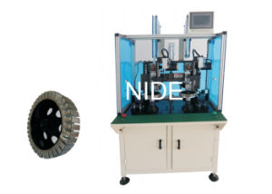 Double Station Wheel Motor Paper Inserting Machine pictures & photos