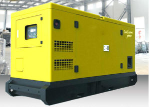 Low Noise Super Silent 65kVA Cummins Diesel Generator pictures & photos