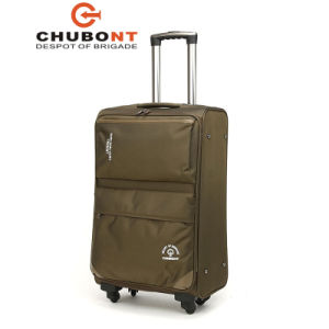"Chubont Waterproof Four Wheels Size 20""24""28""Trolley Travel Cases pictures & photos"
