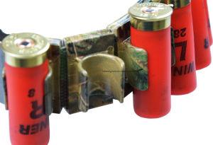 Clip on Shotgun Gun Shell Belt Bandoleer Holds 25 Shells Ammo Holder pictures & photos