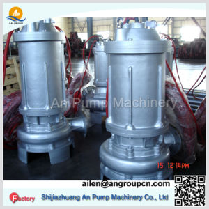 Low Cost High Capacity Vertical City Submersible Large Flow Flood Pump pictures & photos