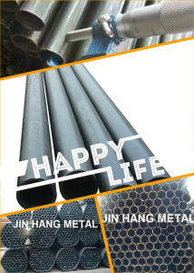 Steel Round Pipes in Construction