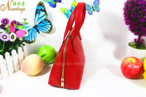2016 Fashion Branded Woman PU Leather Lady Handbag pictures & photos